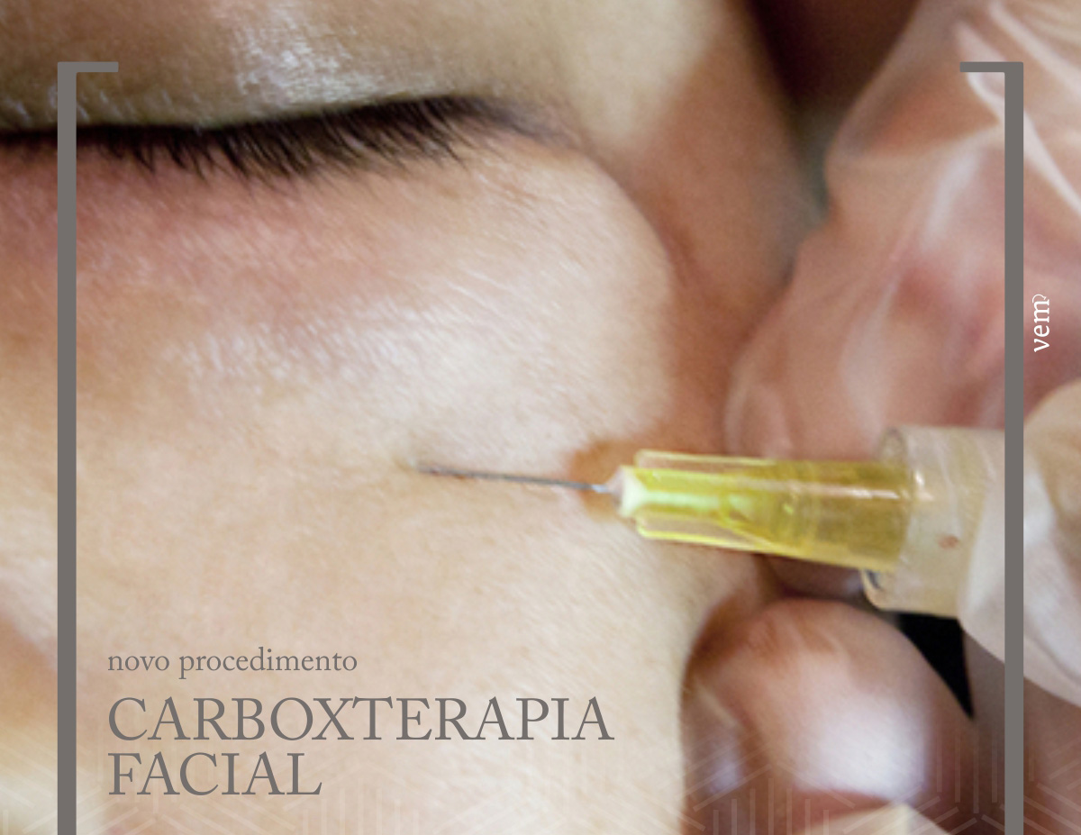Carboxterapia Facial